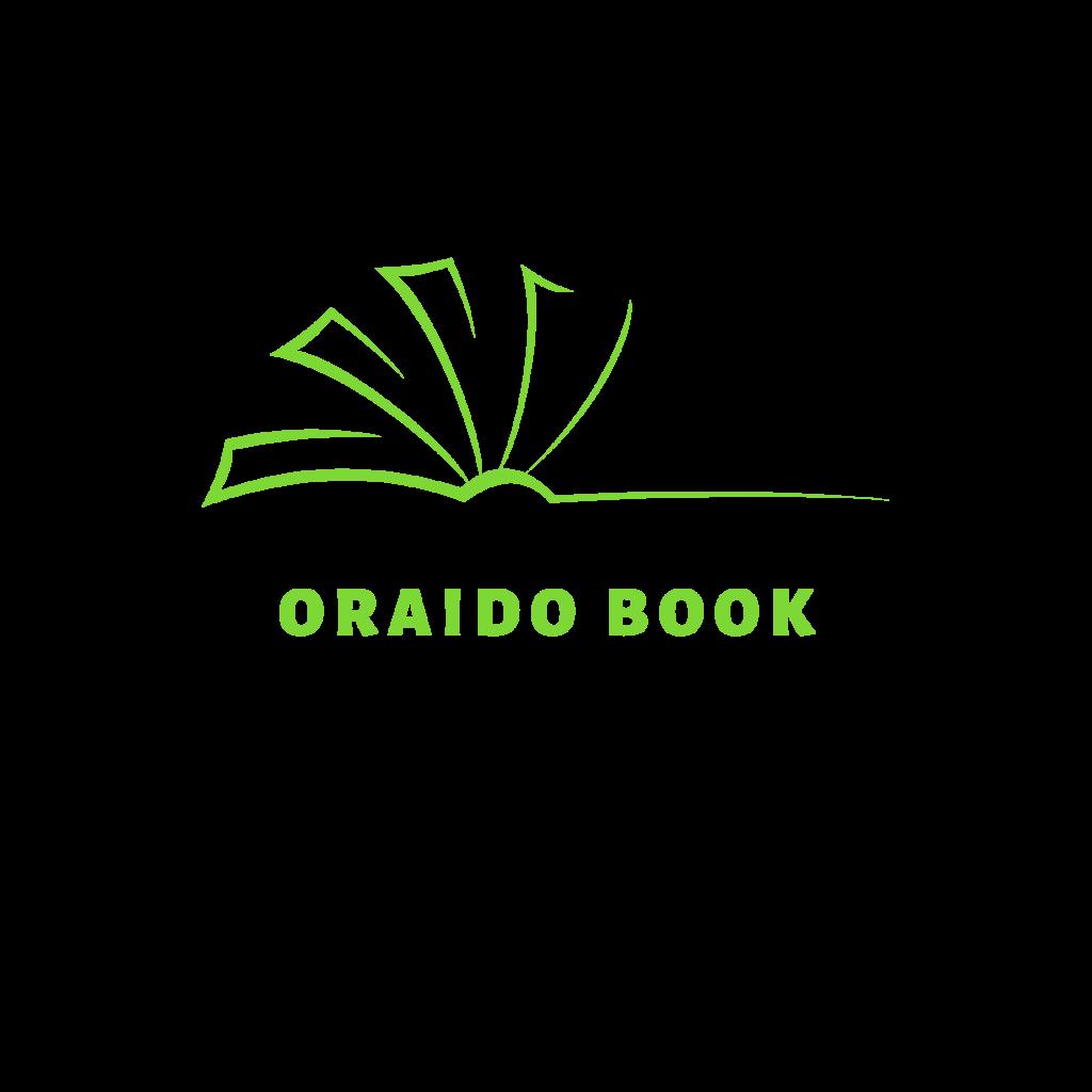 oraidobook. write book together.logo 1