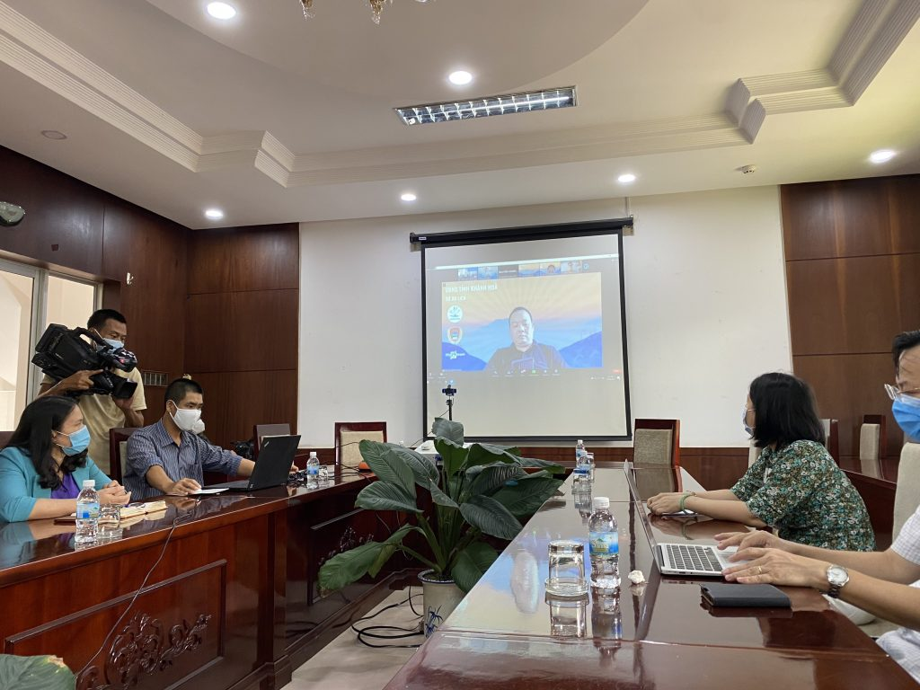 Chương trình đào tạo Nhà hàng Khách Sạn tại Khánh Hòa - VIETD 1